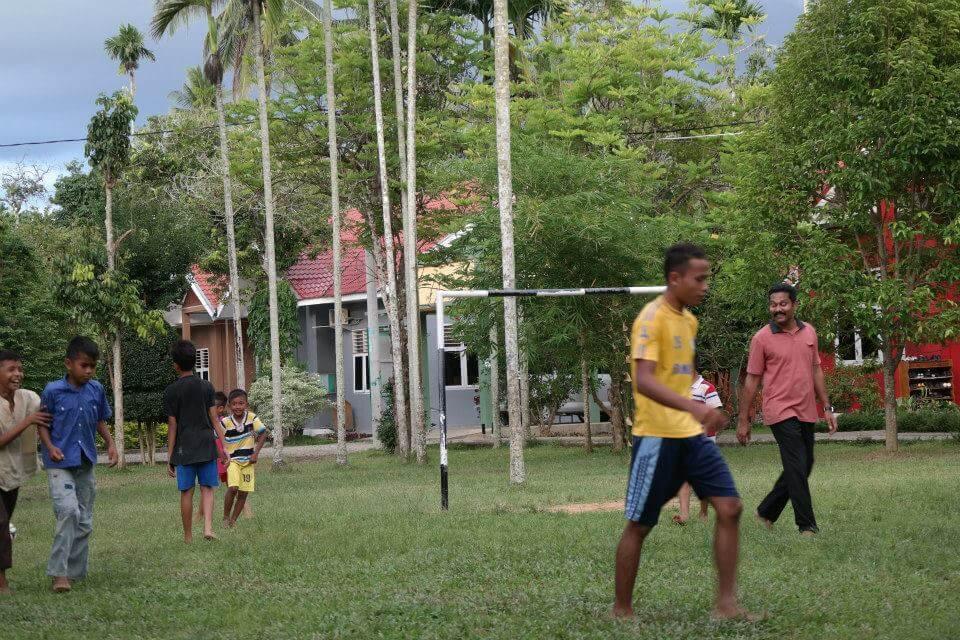 Voluntering trip to Indonesia
