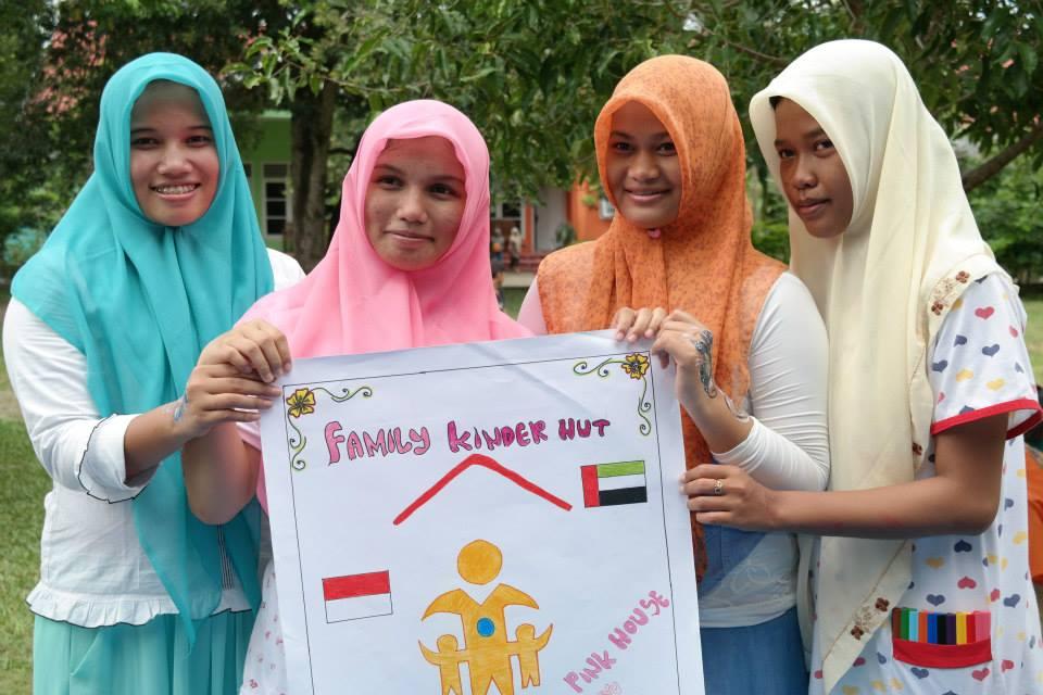 International volunteering trip for students