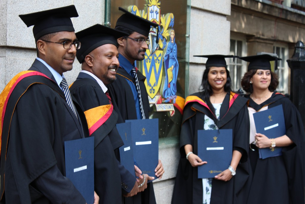 Flexible MBA from UK University for working professionals