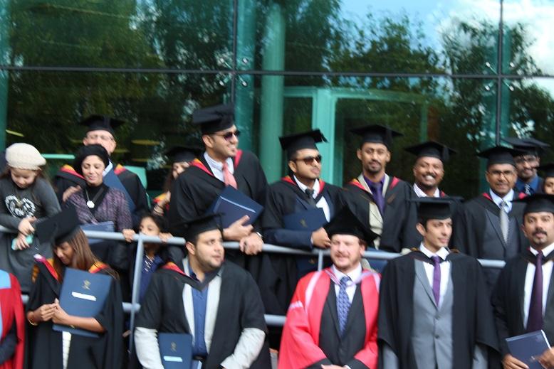Westford School of Management Convocation