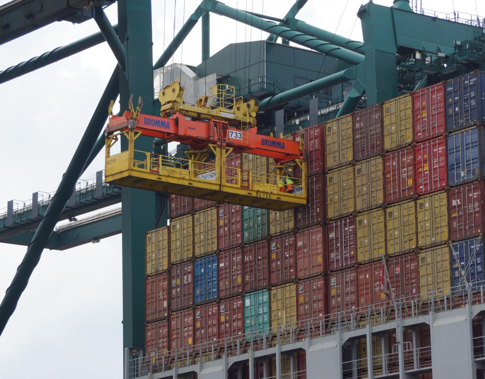 Logistics in UAE