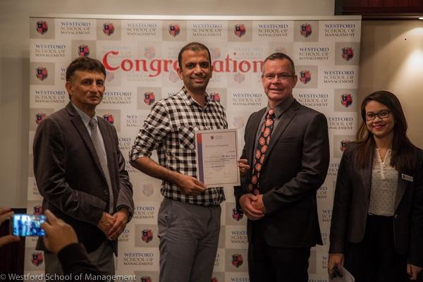 Best MBA college in Sharjah