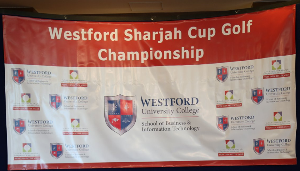 Sharjah Golf winner