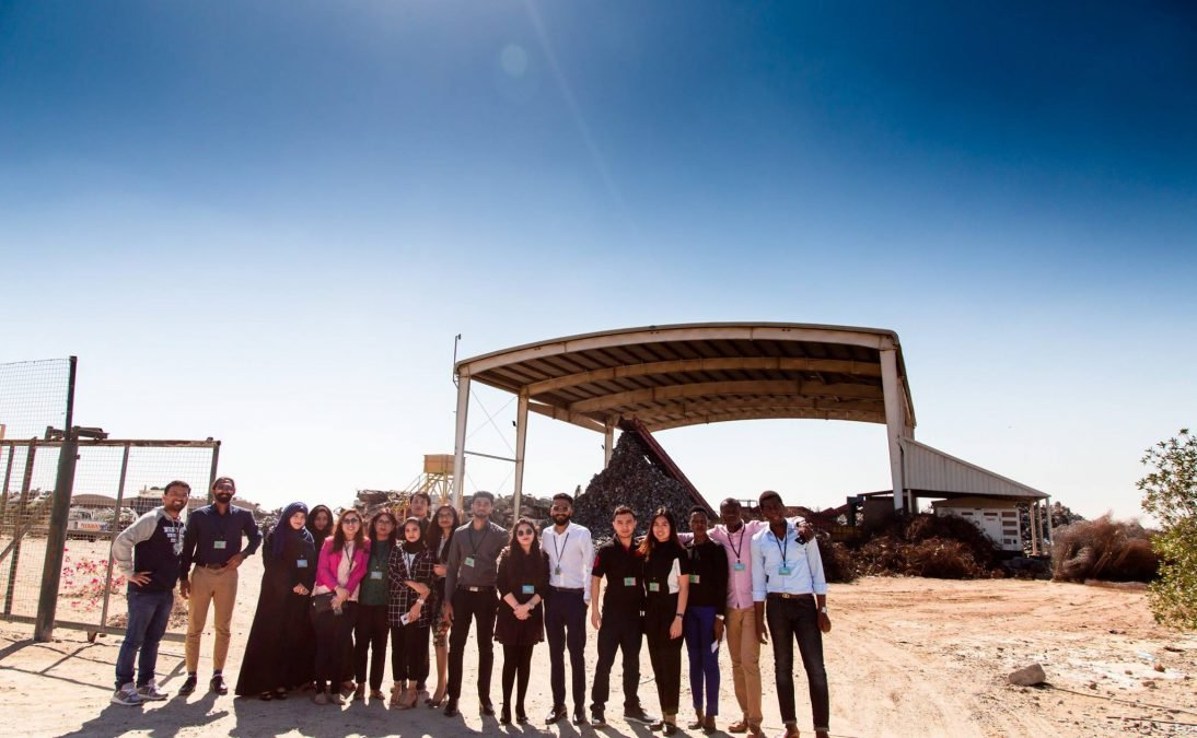 Student Industry Visit to Bee'ah