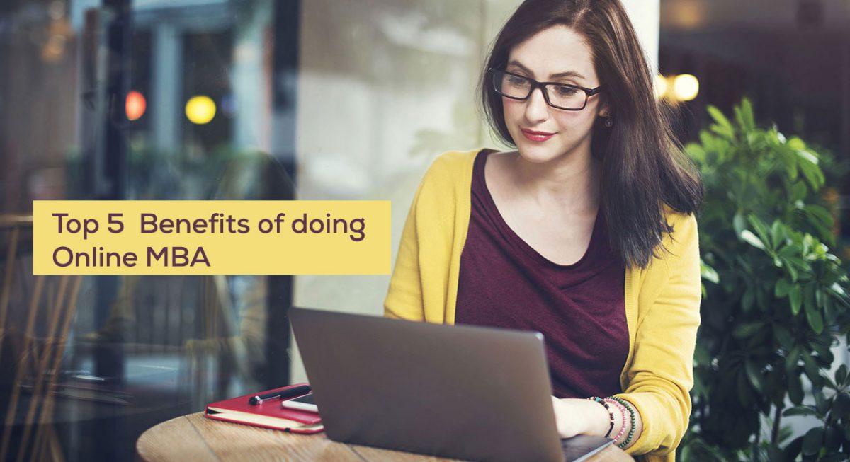 Benefits of Online MBA