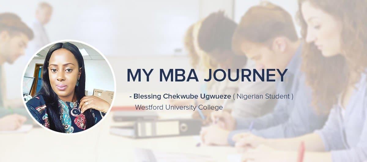 My MBA Journey