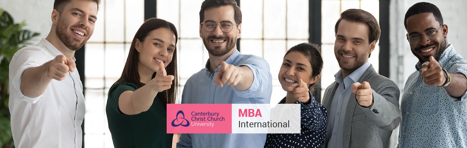 MBA International | CCCU