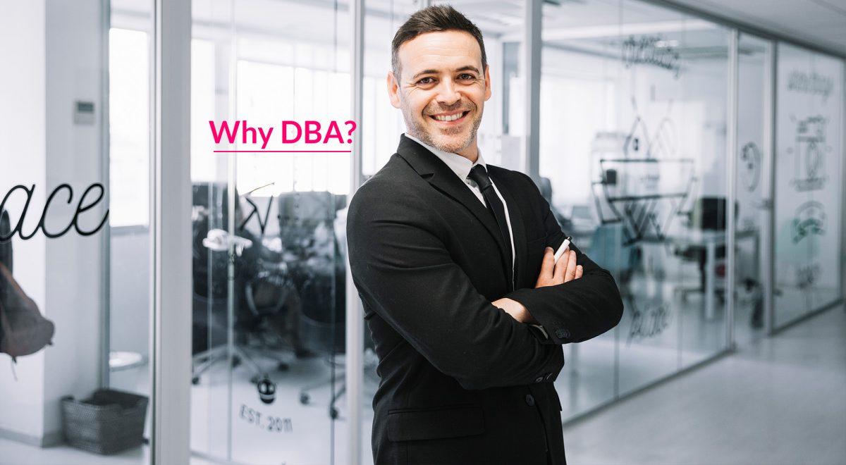 Why DBA
